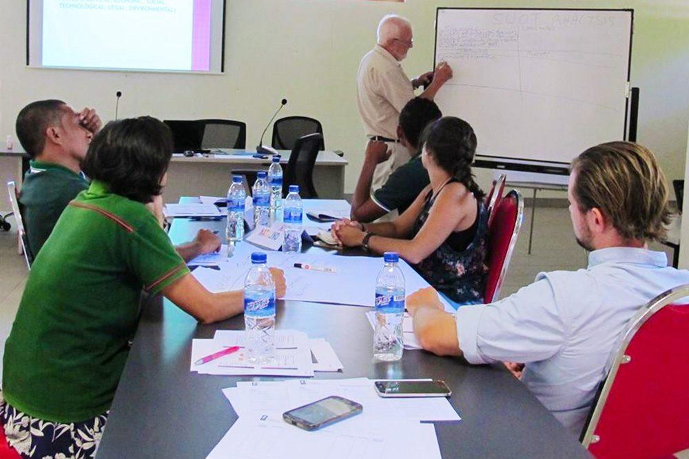 Centro Nacional de Emprego e Formação Profissional (CNEFP)