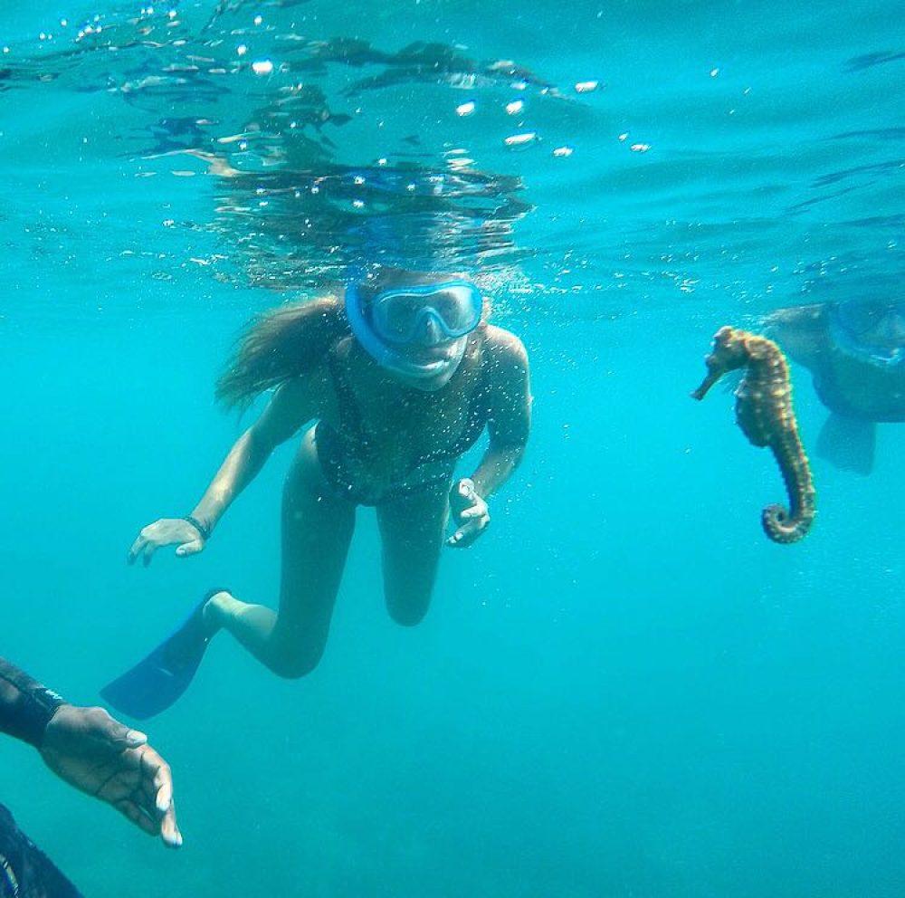 Snorkeling São Tomé e Príncipe