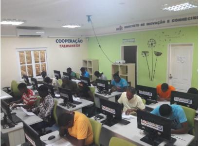 Centro Digital de Neves