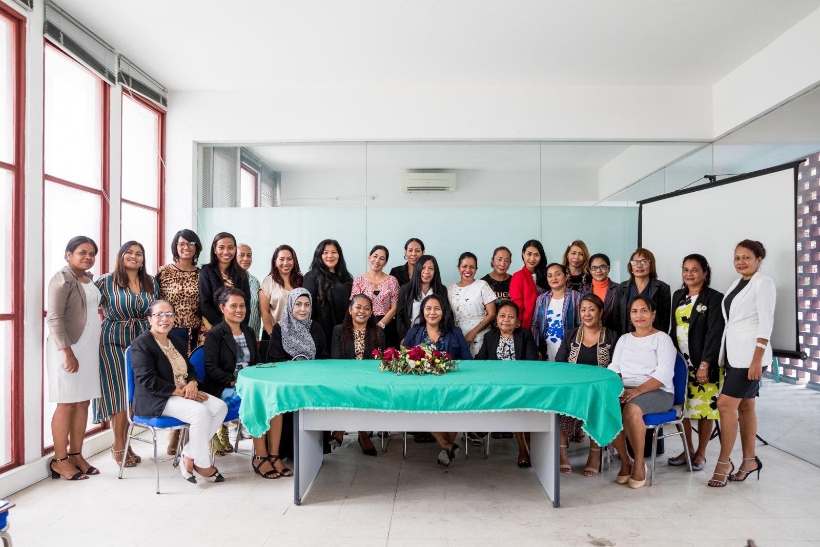 AEMTL (Associação Empresarial das Mulheres de Timor-Leste)